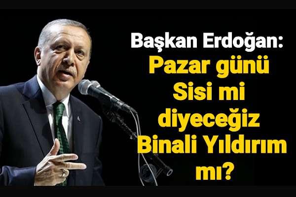 Netanyahu benzetmesine kızan Erdoğan, İmamoğlu'na 'Sisi' benzetmesi yapmıştı: O çağrıyı hatırlamayacak mıyız?