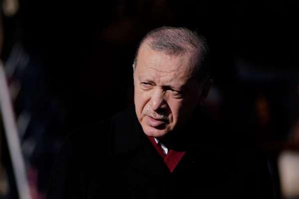 Bloomberg: 'Erdoğan'a destek en düşük seviyede'