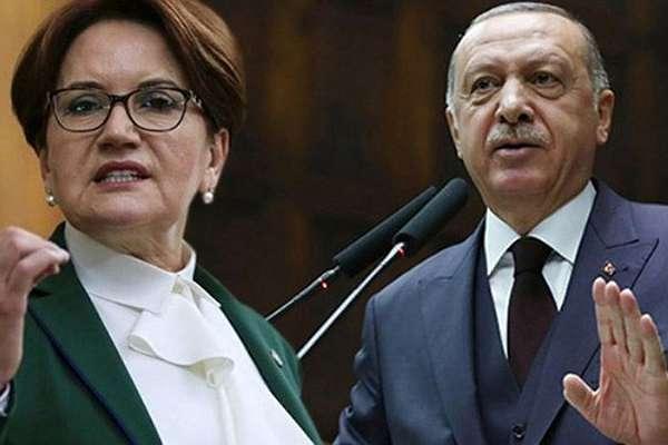 Erdoğan, Akşener'e saldıranları takdir ettikten sonra muhalefete seslendi: Bunlar daha iyi günleriniz!