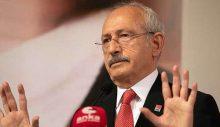 """Kılıçdaroğlu: Erdoğan, mafya ağzı ile """"bunlar daha iyi günler"""" demiş, er meydanına gel"""