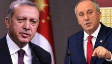 """İnce'den Erdoğan'a: """"Senin görevin güvenliği sağlamaktır, tehdit etmek değil"""""""