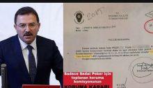 'Peker'e koruma kararı' haberiyle ifşa edilen AKP'li vekil, AA'ya tepki gösterdi