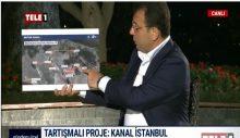 İmamoğlu: Kanal İstanbul çevresindeki arazileri satın alıp 'Atatürk Tarım Çiftliği' kurabiliriz