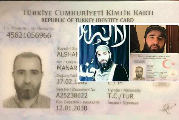 """ABD'li gazeteci: """"Eski El Kaide komutanına Türk vatandaşlığı verildi"""""""