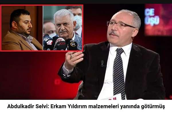 Sedat Peker'in 'Düşkün' dediği Selvi, Erkam Yıldırım'ı savunmaya çalışırken kendisi alay konusu oldu