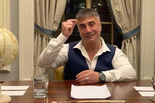 Sedat Peker'den video açıklaması: Erdoğan videosu daha sonra!
