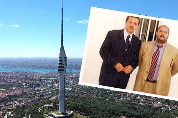 Erdoğan için cezaevine girmişti: Çamlıca Kulesindeki kafe-restoran işletmesi ihalesiz verildi!