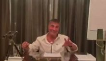 Sedat Peker: Kim 'vatan-millet' diyorsa, arkasında bir iş vardır!