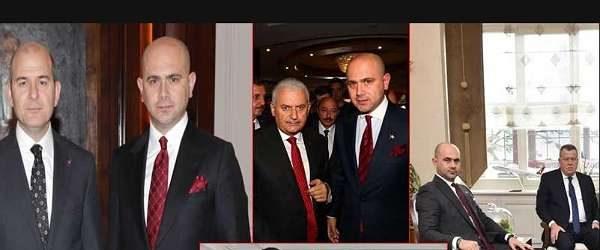 'Devletin tankıyla otelimize girdi' denilen ve otele 'çöktüğü' söylenen Ekşioğlu, AKP'li bakanlarla birlikte
