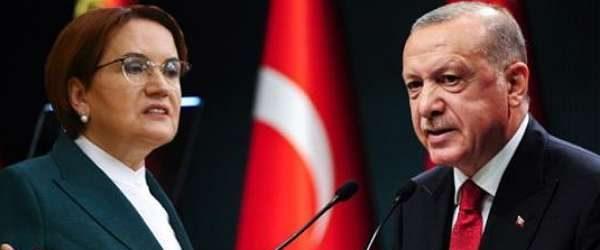 Akşener'den Erdoğan'a yanıt: Şirazen iyice kaydı