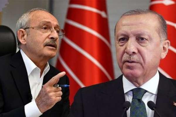Kılıçdaroğlu'dan Erdoğan'a yanıt: Sen batırdın, biz koştuk. O kadar gönlün fakir ki; sahip olduğun tek şey kibrin
