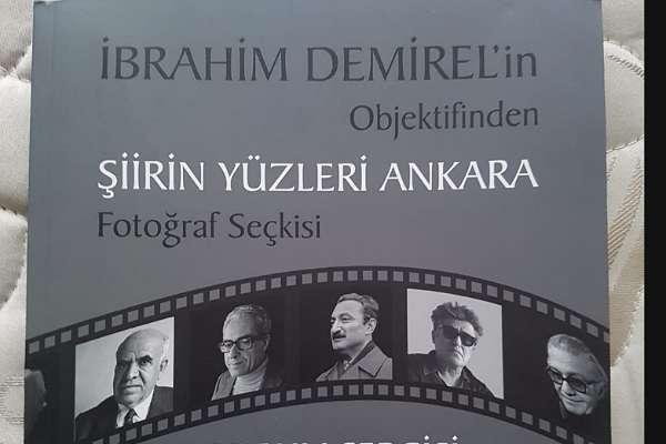 """Çankaya ve Bodrum Belediyelerinden """"İbrahim Demirel Objektifinden Şiirin Yüzleri"""" sergisi"""