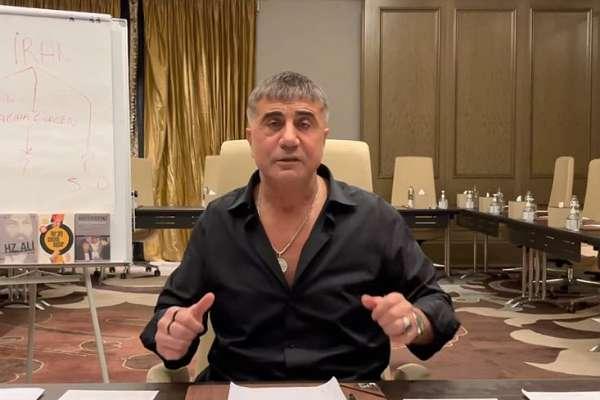 """Sedat Peker'in basın danışmanı: """"Haftaya ülke değiştirip yeni video yayınlayacak"""""""