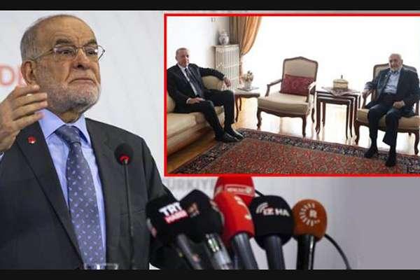 Hedef Cumhur İttifakı'na katılmak: Oğuzhan Asiltürk, Karamollaoğlu'na karşı 'kongre' harekâtı başlattı!