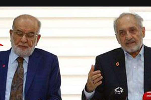 Saadet Partisi'nden kongre çağrısı yapan 'Erdoğancı' Asiltürk'e sert tepki!