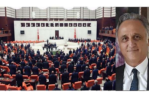 Güçlendirilmiş demokratik parlamenter sisteme geçiş / Bülent GÜRSOY