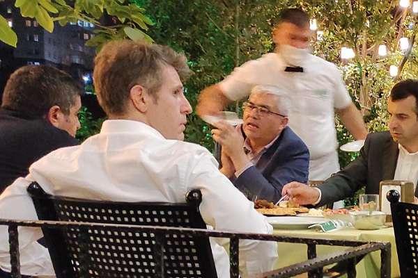 Yargıtay üyesi Nemli'den Sezgin Baran Korkmaz açıklaması: Soruşturmadan haberim yoktu!