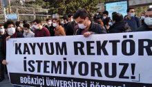 Kayyum rektör Bulu'yu protesto eden öğrencilerin kredi ve bursları kesildi