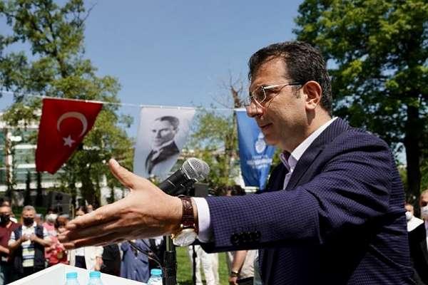 AKP'nin 'açlık oyununu' İmamoğlu bozdu: 'Boğaziçi Üniversitesi'nde bursları kesilen öğrencilerin devlet kapısı İBB'dir!'
