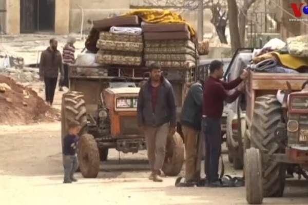 Türkiye ile sınırlı deÄŸil; Suriye'ye de 'çökmüşüz': Suriyeli gazeteciden 'çökülen' yerlerin listesi<br>