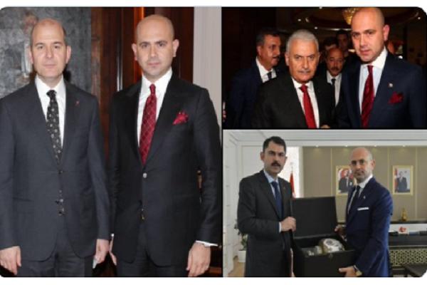 """Peker'in """"Fetö borsasının mucidi"""" dediği Cihan Ekşioğlu kimdir?"""