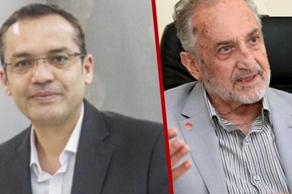 Saadet Partili Ali Aktaş'tan Erdoğancı Asiltürk'e zehir zemberek sözler: Saraya arka kapıdan giren giren passat