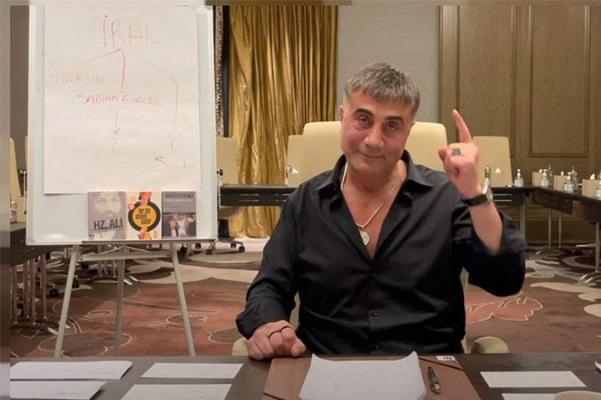 Sedat Peker: Yılmaz Özdil camilere sokulmasın diye yaygara yapacağınıza Kuran kurslarına giden çocukları bu sapık hocalardan koruyun