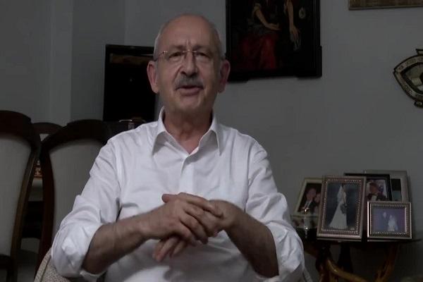 Kılıçdaroğlu, hakkındaki fezleke nedeniyle Erdoğan'a meydan okudu!