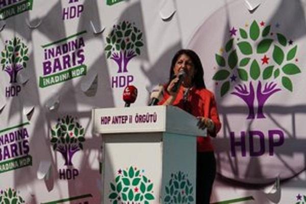 HDP: Yerel seçimdeki tavrı göstermeyeceğiz!