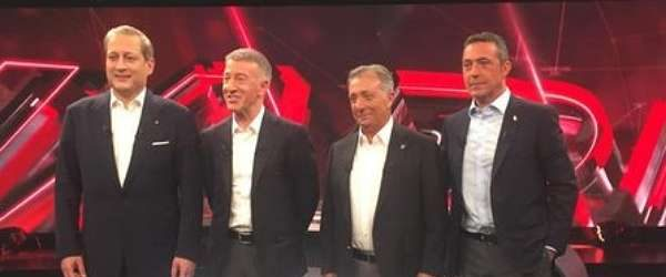 4 büyüklerin başkanlarından TFF'ye karşı güç birliği: Taleplerimiz karşılanmazsa maçlara çıkmayız!