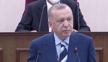 Erdoğan, KKTC'de müjdeyi verdi: Külliye ve Millet Bahçesi!