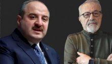 Bakan Varank'tan 'uçan araba müjdesini' sorgulayan Prof. Naci Görür'e hakaret!