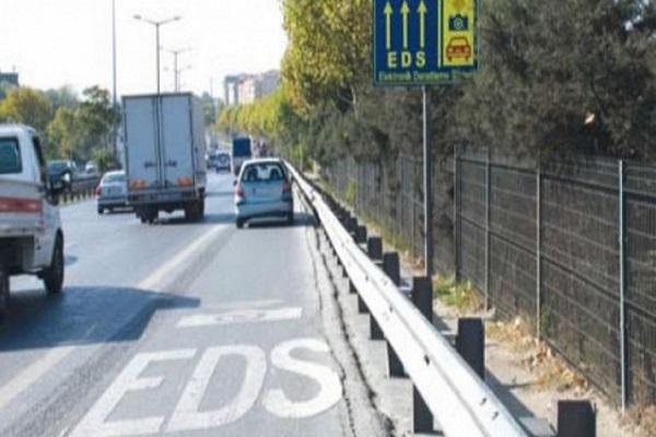Geçiş garantili yollardan sonra 'ceza garantili' trafik sistemi!