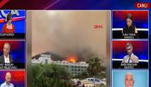 Yangın için uçak kiralamak isteyen Belediye Başkanı'na yanıt: '15.30'dan sonra kimse kalmıyor. Yarın sabah arayın'
