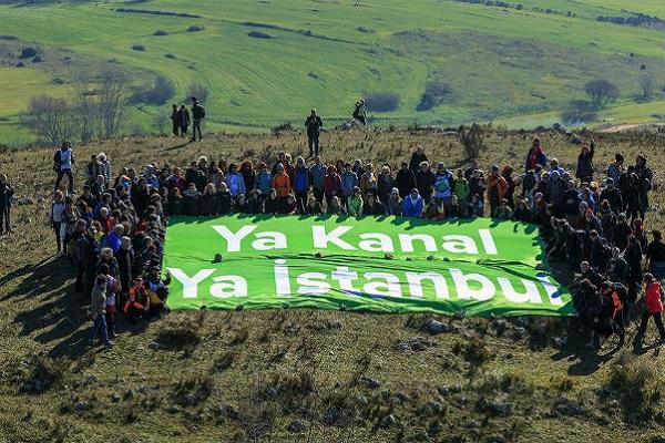 Proje allanıp pullanıyor: Kanal İstanbul ile birlikte 3 baraj yapacaklarmış!