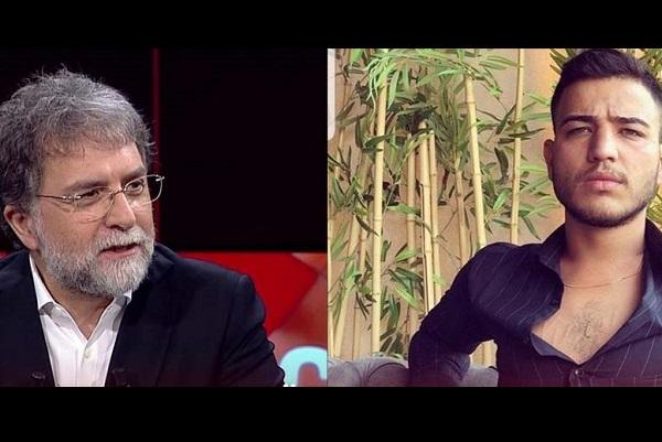 Ahmet Hakan ve onun 'afacanı' Ümitcan Uygun!
