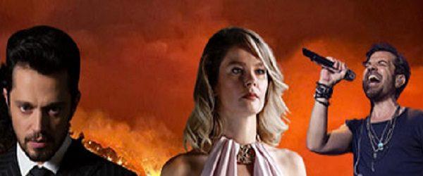 Sanatçılar, yanan ormanlık alanlara otel yapılma ihtimaline karşı net tavır aldı!