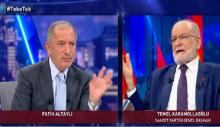 Karamollaoğlu: Türkiye, Suriye'deki katliama vesile oldu, zemin hazırladı