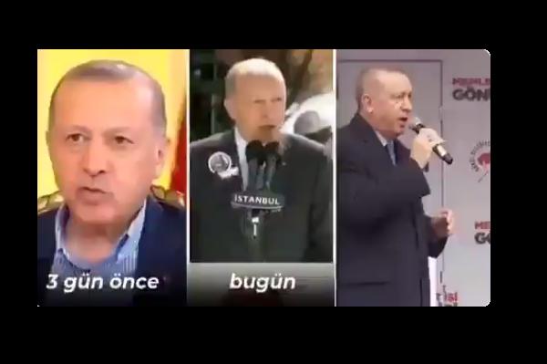 Erdoğan'dan 'yine' değişen açıklamalar: 5 günde değişen 'göç' fikri ve bir itiraf!