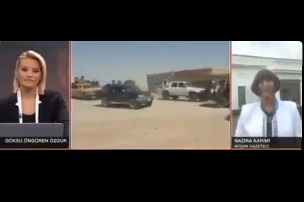 Afgan gazeteci: Atatürk'ü dinleselerdi, ülkem bu halde olmazdı