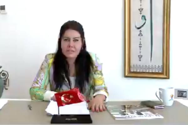 """Tüm klişeler de tamamsa """"Reisçilik"""" yapmanın tam zamanı! Aliye Uzun: Erdoğan sevdalısıyım"""