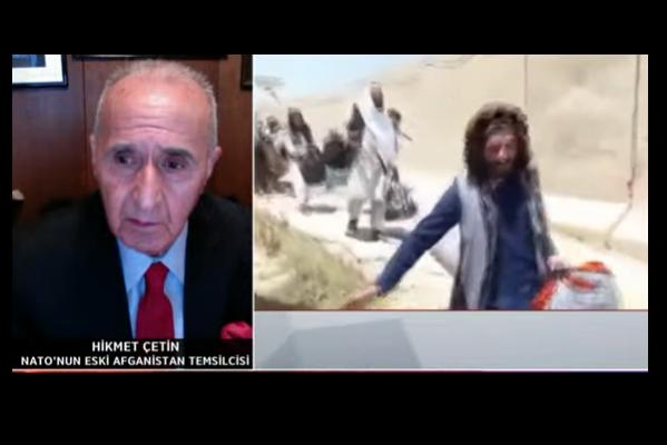 NATO'nun eski Afganistan Temsilcisi Hikmet Çetin, Afganistan'la ilgili büyük tehlikeye dikkat çekti!