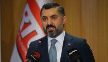 RTÜK Başkanı Ebubekir Şahin, bu sefer de sel haberleri için devrede!