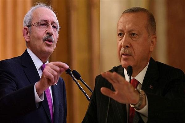 Kılıçdaroğlu'ndan Erdoğan'a: Bana edeceğin küfrü bile promptera yazdırıyorsun