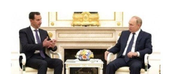 Esad ile görüşen Putin'den ABD ve Türkiye'ye gönderme: Başlıca sorun…