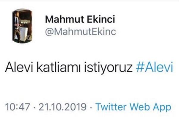 Sanık serbest: 'Alevi katliamı istiyoruz' sözüyle şaka yapmış!