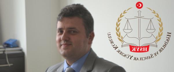 HSK, kendi ilke kararını çiğneyerek 'ünlü davaların' mahkeme başkanı Akın Gürlek'i terfi ettirdi!