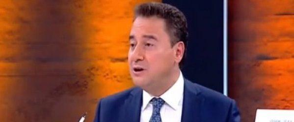 Babacan, AKP'den kopuş tarihini açıkladı: 2009