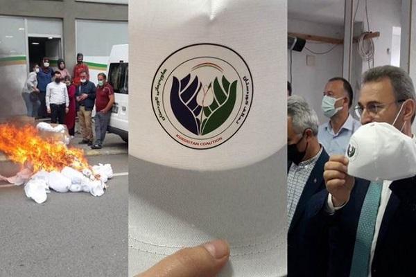 MHP'li Başkan, Irak için üretilen 'Kürdistan şapkaları' nedeniyle fabrika bastı