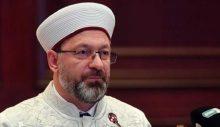 İlahiyatçılardan Ali Erbaş'a tepki